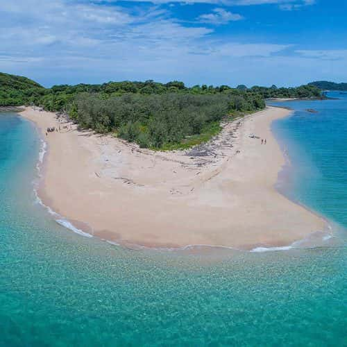 Cairns Reef, Rainforest, River Day Tour