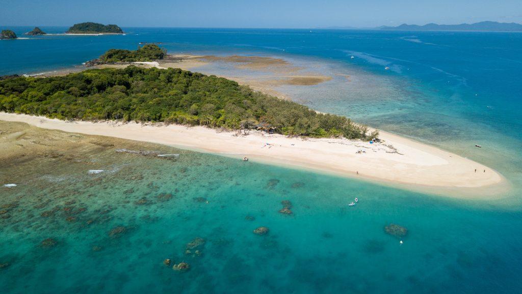 Islands Near Cairns - Frankland Islands Reef Cruises