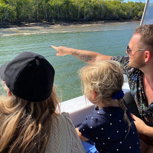Frankland Islands River Cruise