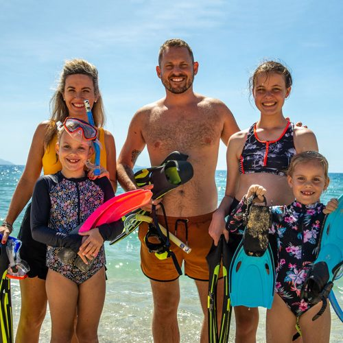 Frankland Islands Family Snorkel Trip from Cairns