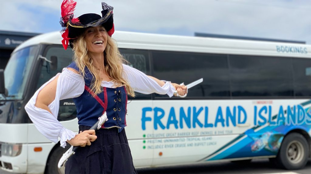 Frankland Islands Pirate Day