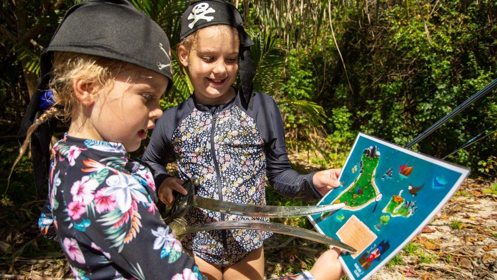Frankland Islands Kids Pirate Treasure Hunt